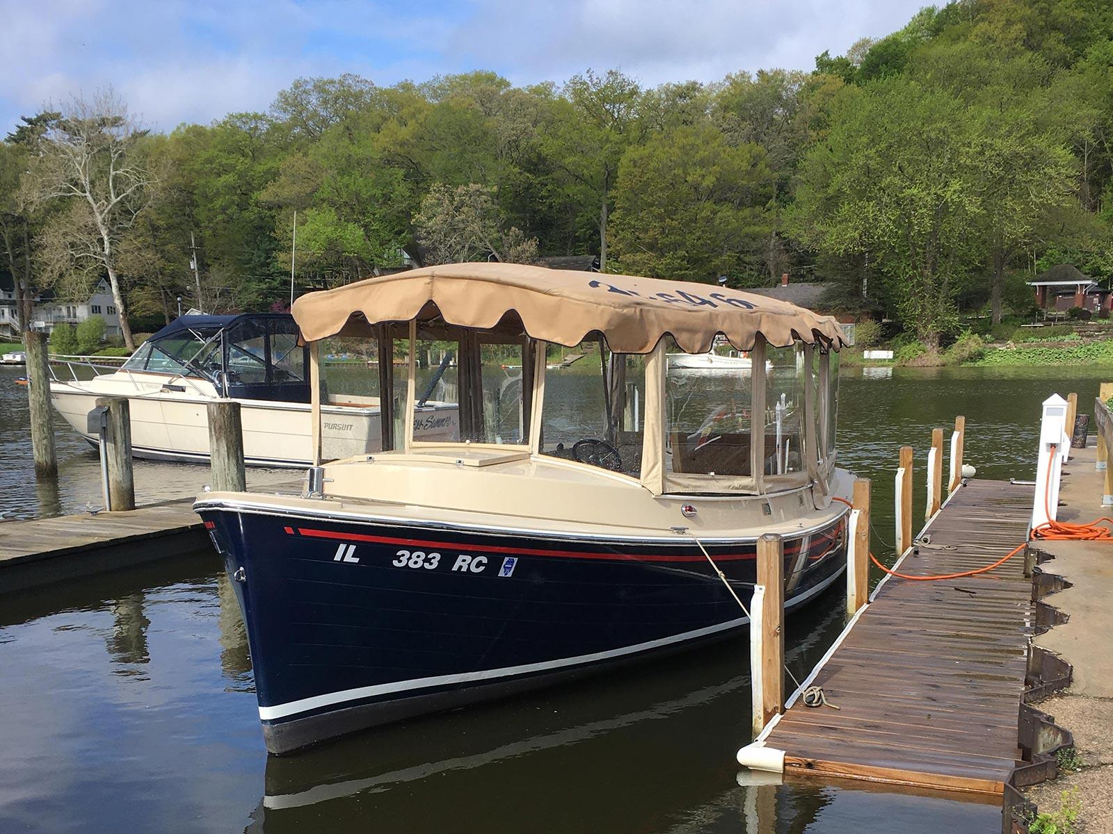Duffy Boat