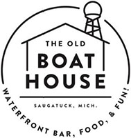 The Old Boat House Logo Square